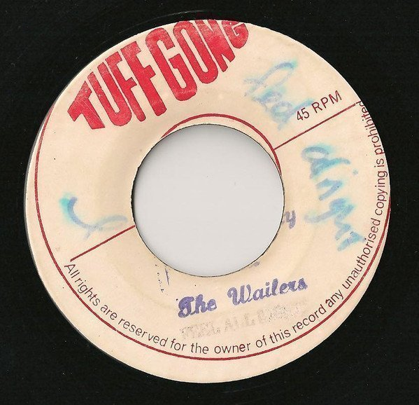 Bob Marley And The Wailers - Feel Alright (Alternate)