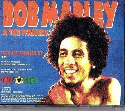 Bob Marley And The Wailers - Get Up, Stand Up