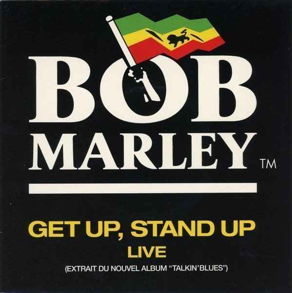 Bob Marley And The Wailers - Get Up, Stand Up (Live)