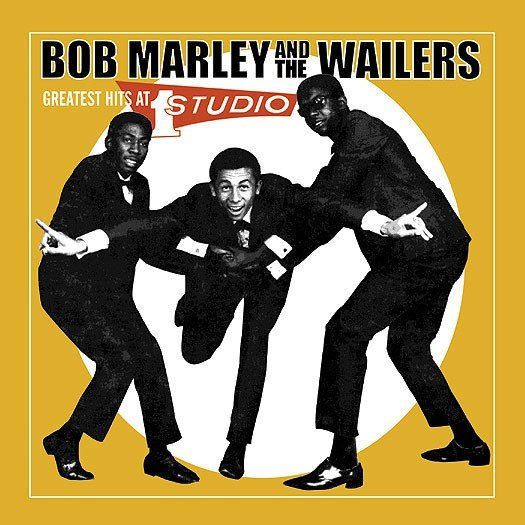 Bob Marley And The Wailers - Greatest Hits At Studio One