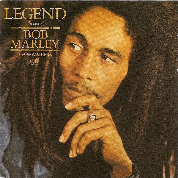 Bob Marley And The Wailers - Legend - The Best Of