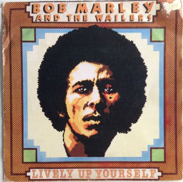 Bob Marley And The Wailers - Lively Up Yourself / African Herbsman
