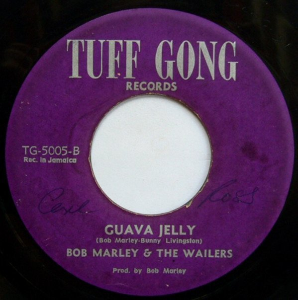 Bob Marley And The Wailers - Lively Up Yourself / Guava Jelly