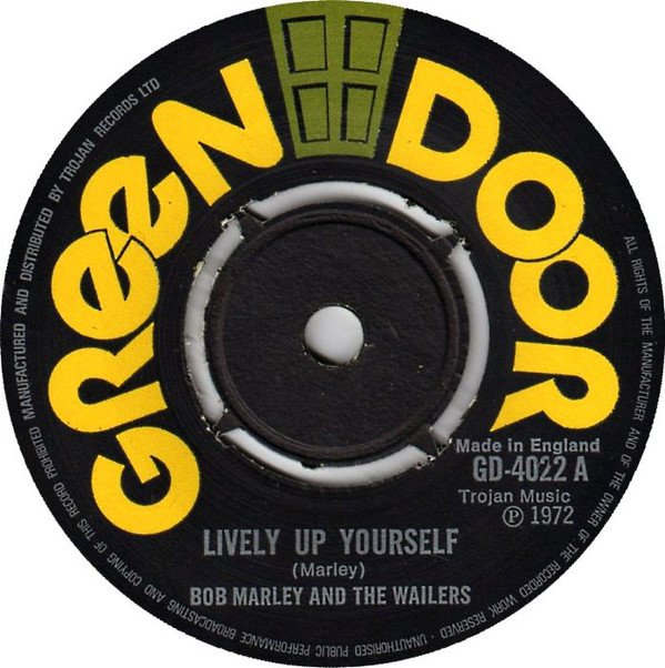 Bob Marley And The Wailers - Lively Up Yourself / Live
