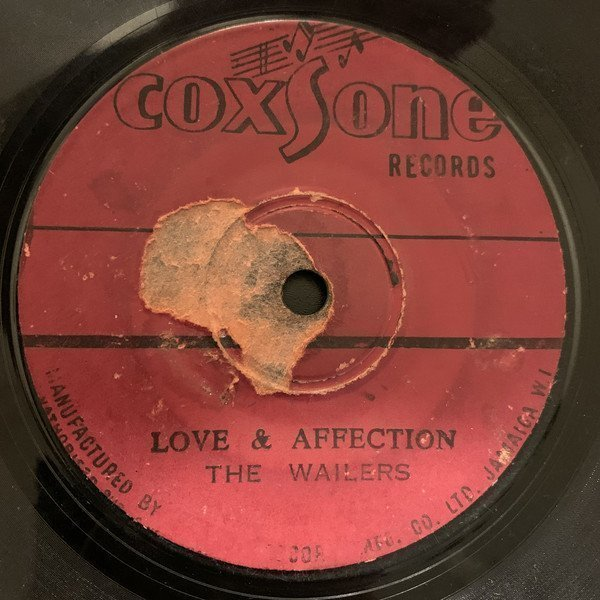 Bob Marley And The Wailers - Love & Affection / Teenager In Love
