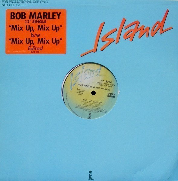 Bob Marley And The Wailers - Mix Up, Mix Up