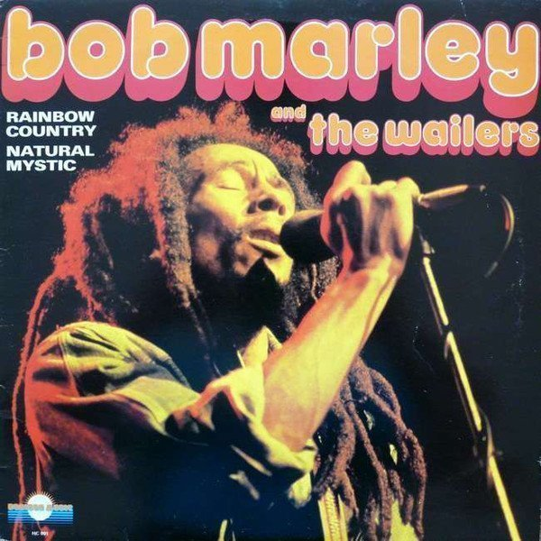 Bob Marley And The Wailers - Rainbow Country - Natural Mystic
