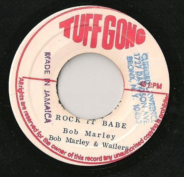 Bob Marley And The Wailers - Rock It Babe (Jamaican Mix)