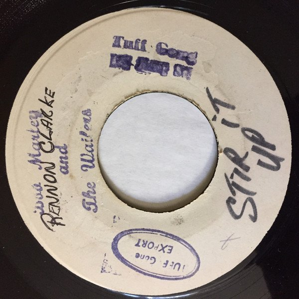Bob Marley And The Wailers - Rock My Boat / Stir It Up
