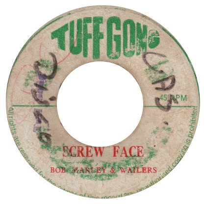 Bob Marley And The Wailers - Screw Face / Face Man