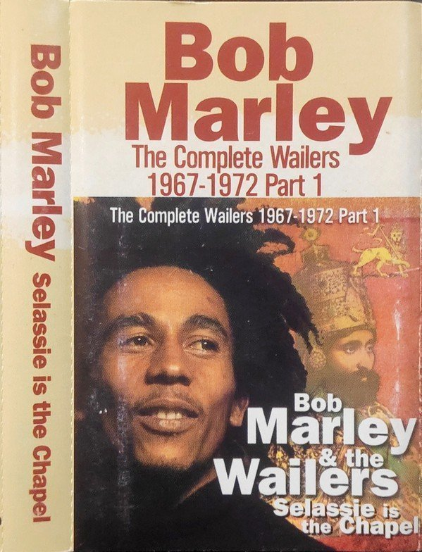 Bob Marley And The Wailers - Selassie Is The Chapel