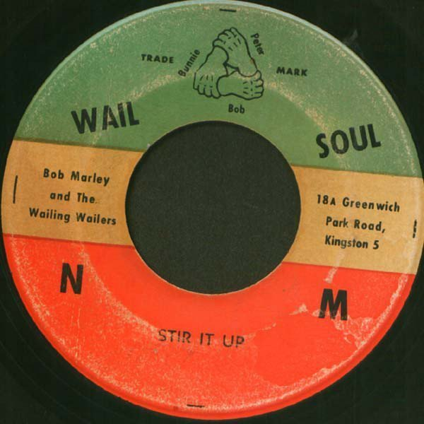 Bob Marley And The Wailers - Stir It Up / This Train