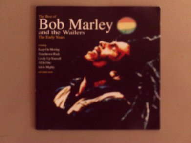 Bob Marley And The Wailers - The Best Of Bob Marley And The Wailers. The Early Years