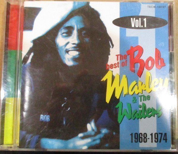 Bob Marley And The Wailers - The Best Of Bob Marley & The Wailers 1968-1974 (Vol. 1)