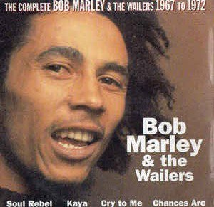 Bob Marley And The Wailers - The Complete Bob Marley & The Wailers 1967 To 1972 - Bob En Herbe : Les Années Rebelles