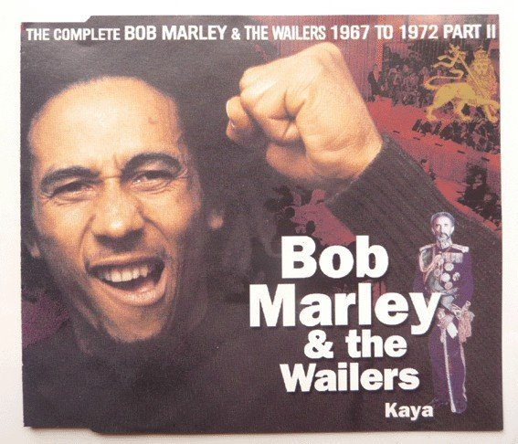 Bob Marley And The Wailers - The Complete Bob Marley & The Wailers 1967 To 1972 Part II