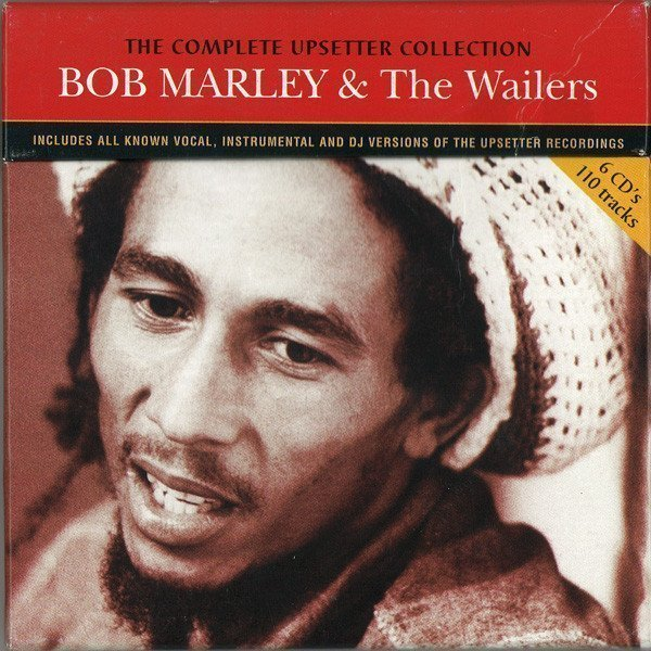 Bob Marley And The Wailers - The Complete Upsetter Collection