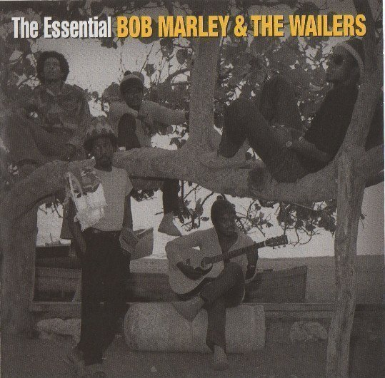 Bob Marley And The Wailers - The Essential Bob Marley & The Wailers