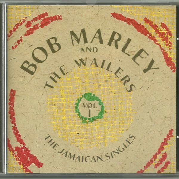 Bob Marley And The Wailers - The Jamaican Singles Vol. 1