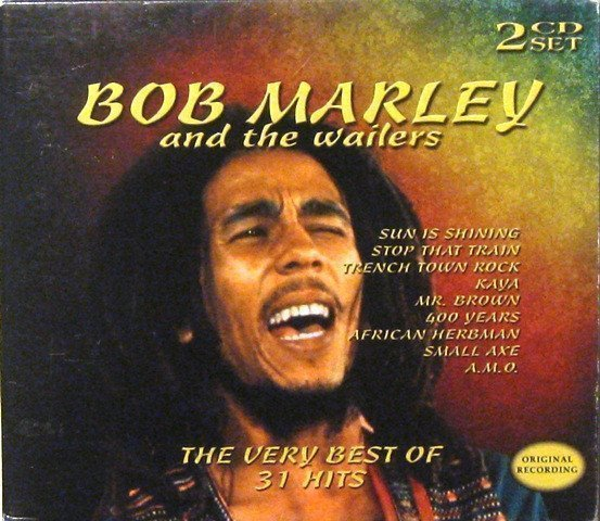 Bob Marley And The Wailers - The Very Best Of - 31 Hits