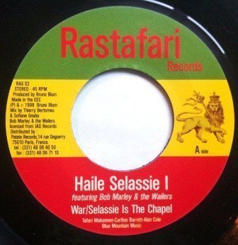 Bob Marley And The Wailers - War/Selassie Is The Chapel