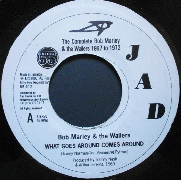Bob Marley And The Wailers - What Goes Around Comes Around
