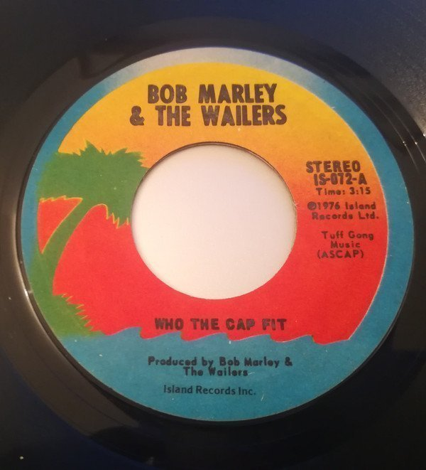Bob Marley And The Wailers - Who The Cap Fit
