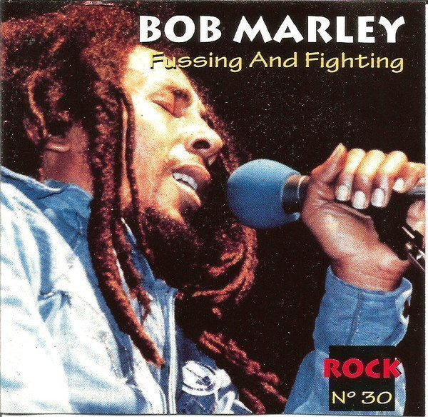 Bob Marley - Fussing And Fighting