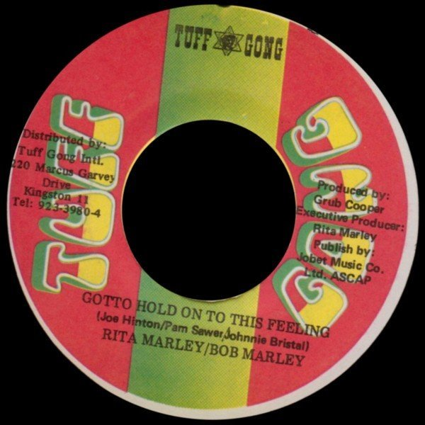 Bob Marley - Gotto Hold On To This Feeling