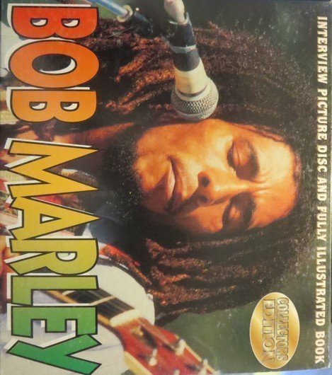 Bob Marley - Interview Picture Disc & Fully Illustrated Book
