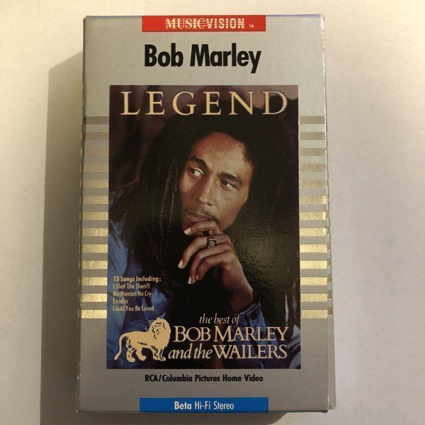 Bob Marley - Legend - The Best Of Bob Marley And The Wailers