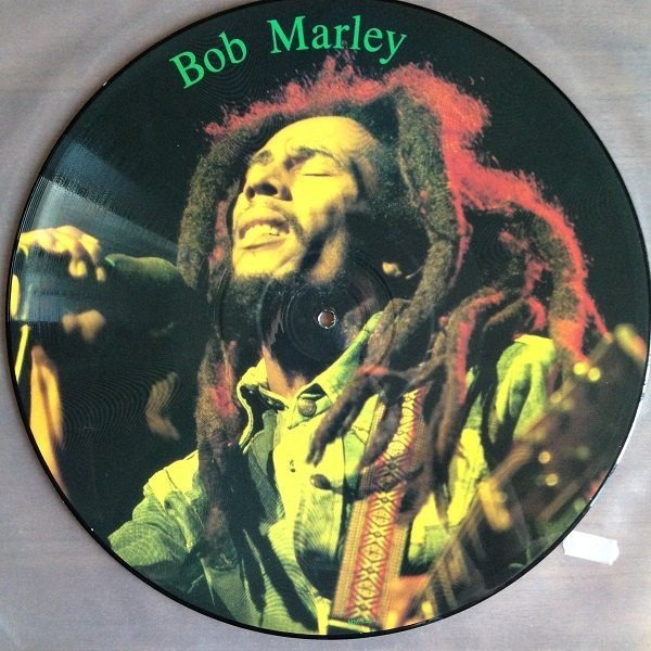 Bob Marley - Limited Edition Interview Picture Disc