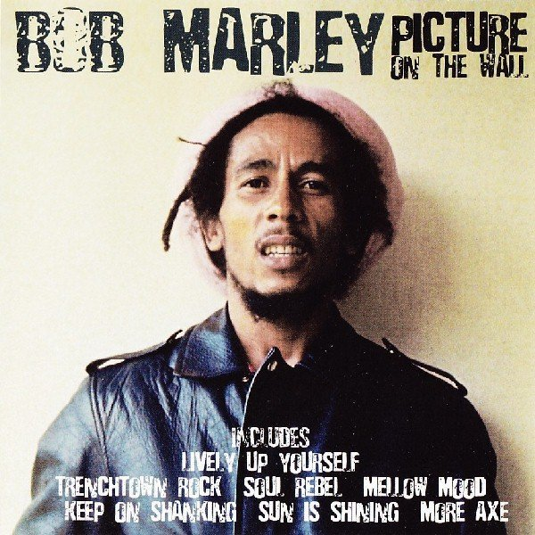Bob Marley - Picture On The Wall