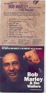 Bob Marley - Selections From The Complete Wailers 1967 - 1972 Part II