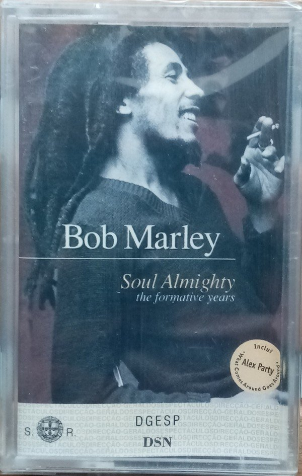 Bob Marley - Soul Almighty - The Formative Years