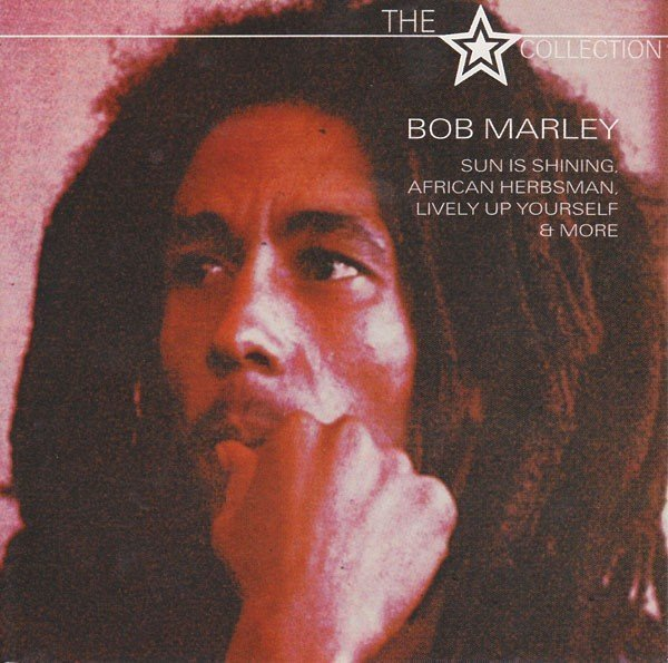 Bob Marley - The Collection