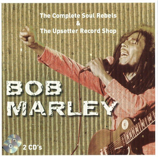 Bob Marley - The Complete Soul Rebels & The Upsetter Record Shop