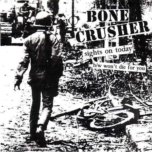 Bonecrusher - Sights On Today
