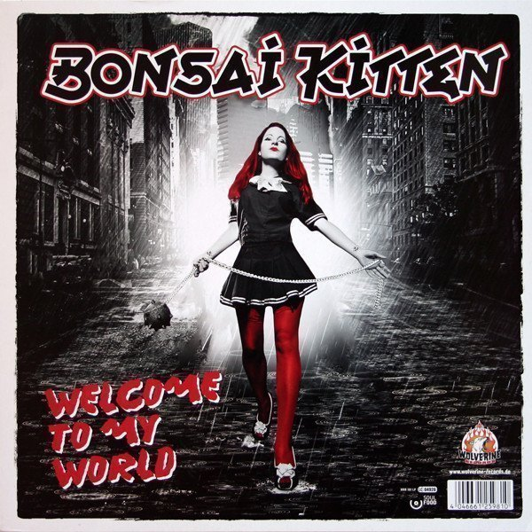 Bonsai Kitten - Welcome To My World / Songs From Better Days