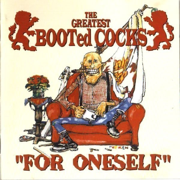 Booted Cocks - For Oneself