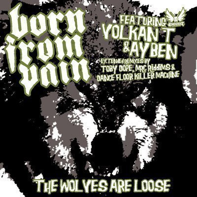 Born From Pain - The Wolves Are Loose - The Extended Remixes