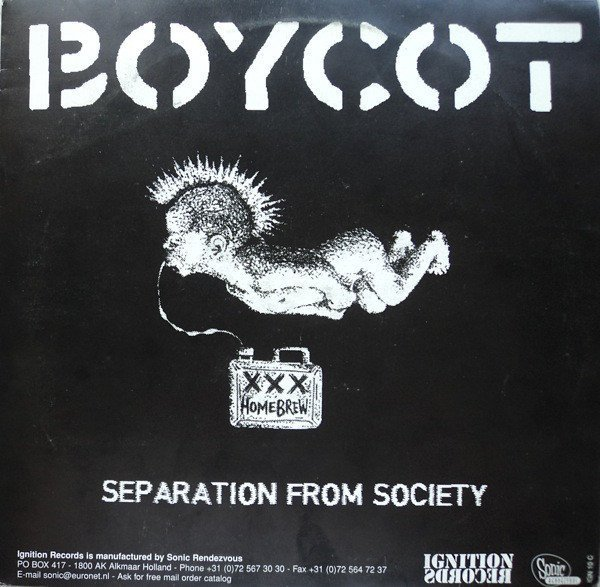 Boycot - Separation From Society / Distress