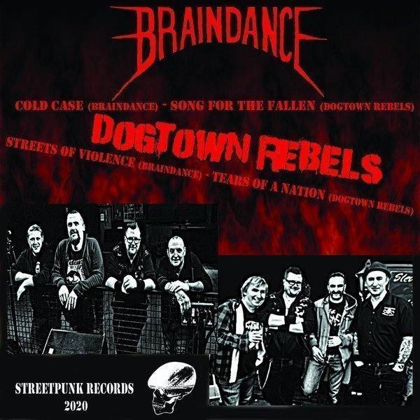 Braindance - Braindance​ /​ Dogtown Rebels