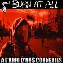 Burn At All - A L