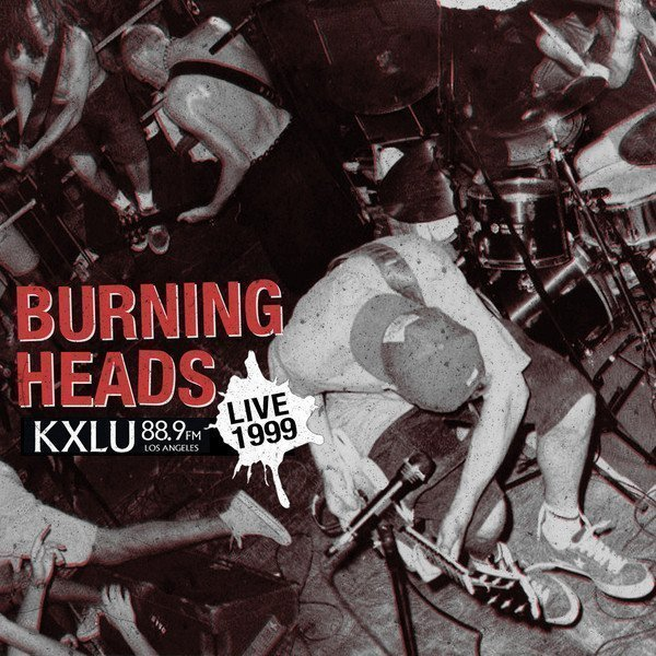 Burning Heads - KXLU Live 1999