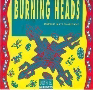 Burning Heads / Thompson Rollets - Burning Heads / Thompson Rollets