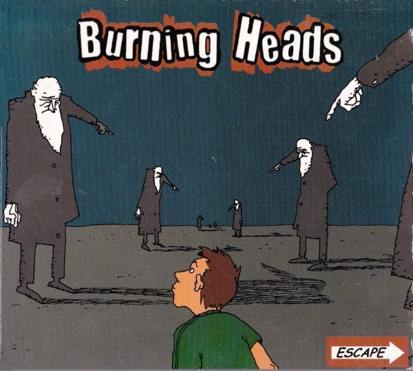 Burning Heads / Thompson Rollets - Escape