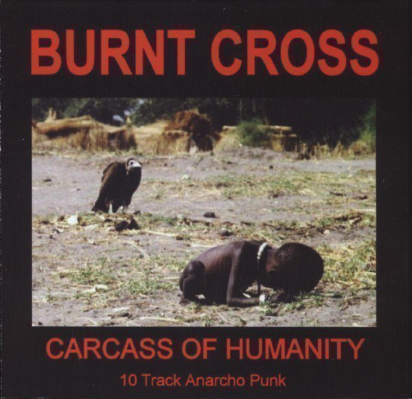 Burnt Cross V/s Cress - Carcass Of Humanity