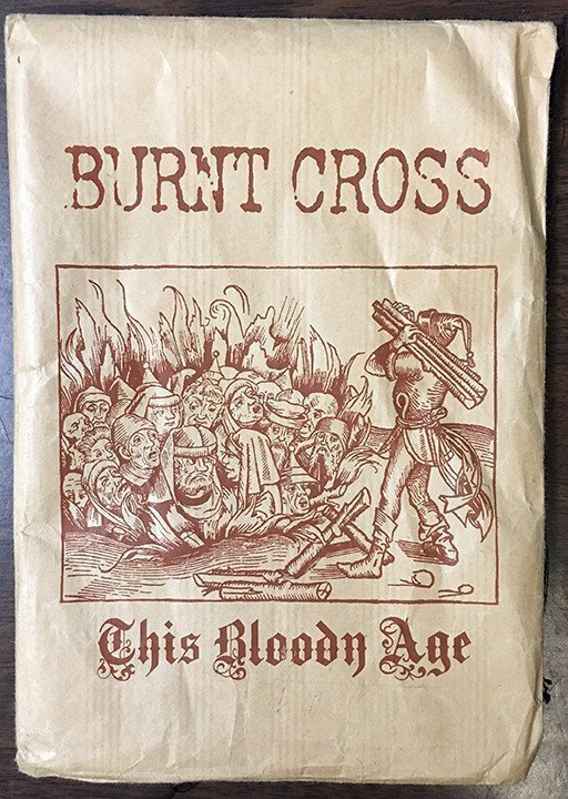 Burnt Cross V/s Cress - This Bloody Age