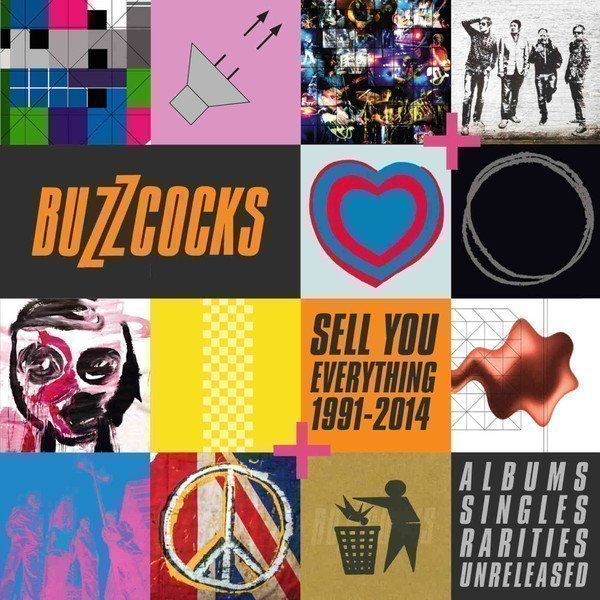 Buzzcocks - Sell You Everything (1991-2014)